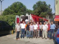 Trabzon sanayi esnafı kan bağışına destek verdi