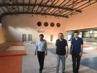 Hasan Tahsin İlköğretim Okulu spor salonuna kavuşuyor