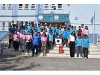 Alaşehir Belediyesi en çok atık pil toplayan okulları ödüllendirdi