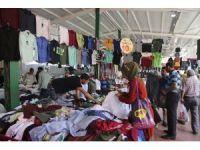 Beykoz'daki sosyete pazarı meraklılarını bekliyor