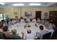 Karacabey'de istişare toplantısı