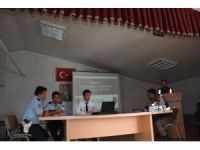 Okul Servisi sürücülerine seminer