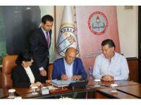 Bodrum'a eğitim desteği için imzalar atıldı