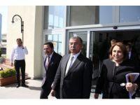 """Bakan Özhaseki: """"Kanun hükmündeki kararname ile acilen yeni depreme hazırlık yasası çıkmış olacak"""""""