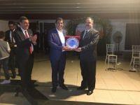 Başkan Atilla Mersin'deki Ceylanpınarlılar gecesine katıldı