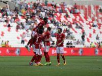 Ziraat Türkiye Kupası: D.G. Sivasspor: 3- Buğsaşspor: 0