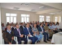 Darende'de devlet vatandaş buluşmaları devam ediyor