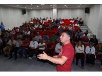 Kahta'da sağlık çalışanlarına 'terör' eğitimi