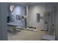 Kahta'ya son teknoloji röntgen cihazı