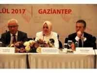 Bakan Kaya, Gaziantep'te il değerlendirme toplantısına katıldı