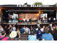 Dünyaca ünlü et ustaları Sultanahmet Meydanı'nda şov yaptı
