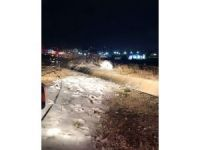 Atatürk Havalimanı'nda özel jet pistten çıktı: 4 yaralı