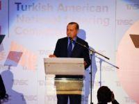 """Cumhurbaşkanı Erdoğan: """"İslami terör ifadesini hangi hakla söylüyorsunuz"""""""