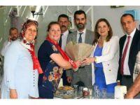 MHP Babaeski İlçe Başkanlığı'nın yeni binası törenle açıldı