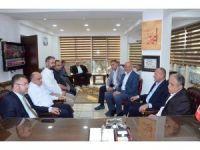 AK Parti yerel yönetimler Başkanı Şentürk Düzce'de
