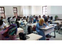 Büyükşehir'in Üniversite Kursuna yoğun ilgi