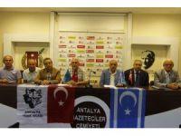 Antalya'da Türkmenlerden referandum tepkisi