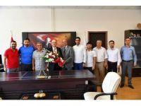 """Öztürk: """"BESYO, Osmaniye'de sporun gelişmesine katkı sağlayacak"""""""