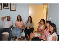 Samandağ Belediyesi Kreş ve Gündüz Bakımevi'nde eğitimler tamamlandı