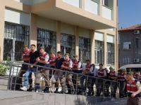 Mersin'de organize suç örgütüne darbe