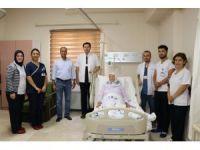 Kütahya'da kafatası şekillendirme ameliyatında 3 boyutlu teknoloji