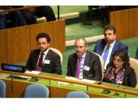 Ürdün Prensi 2. Hüseyin bin Abdullah BM'de ülkesinde baskı gören gençleri savundu