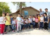 Başkan Palancıoğlu kırsal mahalleleri ziyaret etti