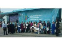 Erzurumlu kadınlar temel internet kullanımını öğrendi
