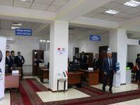 TİKA'dan Tacikistan Dışişleri Bakanlığına destek