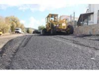 Bodrum genelinde asfalt çalışmaları sürüyor