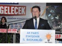 AK Parti Eskişehir Gençlik Kolları 5. Olağan Kongre sürecini başlattı
