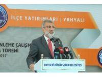 AK Parti Kayseri Milletvekili Taner Yıldız: