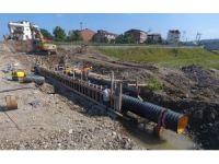Altınordu'da kanalizasyon sorunu çözülüyor
