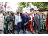 Bayrampaşa'da Ahilik Haftası'na renkli kutlama
