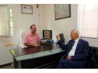 Başkan Yaşar, Yenimahalleli muhtarların sıkıntılarını dinledi