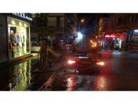 Alaşehir'in cadde ve sokakları pırıl pırıl