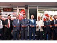 Taşköprü Ziraat Odası'nın yeni binası hizmete açıldı