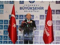"""Kadir Topbaş: """"İstanbul Büyükşehir Belediye Başkanlığı görevimden istifa ettim"""""""