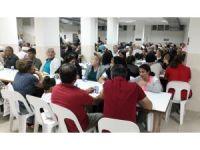 Beşiktaş Belediyesi Alevi vatandaşları gönül sofralarında bir araya getirdi