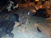 Yaya geçidinden geçerken otomobilin çarptığı Rus çifti ölüm ayırdı