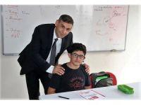 Milli Eğitim Müdürü, hafta boyunca öğrencileri yalnız bırakmadı