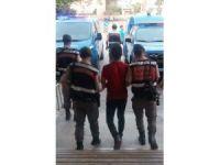 Anamur'da 6 ayrı suçtan aranan şahıs yakalandı