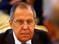 Rusya Dışişleri Bakanı Lavrov: Suriye'nin bölünmesine asla izin vermeyiz