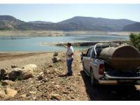 Aydın'da kuraklık tehlikesi