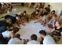 6 ülkeden 38 genç Diyarbakır'da buluştu