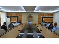 Malatya Ticaret Borsası Eylül ayı meclis toplantısı yapıldı