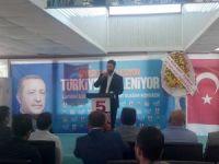 Lapseki AK Parti Gençlik Kolları olağan kongresi yapıldı