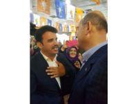 Çakır, İçişleri Bakanı Süleyman Soylu ile görüştü