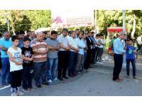 Muhammed Mehdi Akif için gıyabi cenaze namazı kılındı
