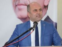 AK Parti Çilimli ilçe kongresi yapıldı